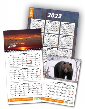 kalenterit 2022