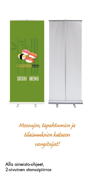 Trinket Roll Up 85x200 cm 100x200 cm
